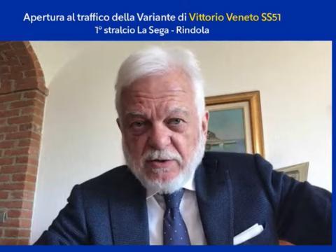 Claudio Andrea Gemme - Presidente Anas