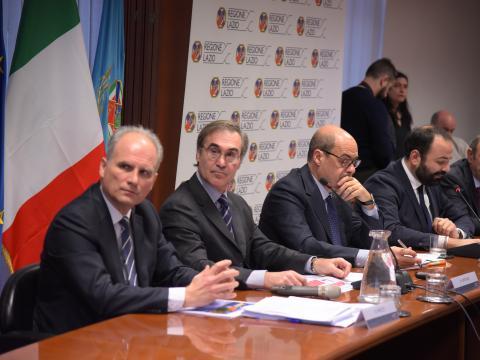 Anas rientro strade Lazio