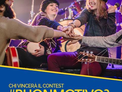 Foto contest musicale #buonmotivo