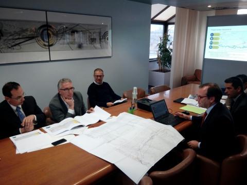 Incontro Regione Marche - completamento Salaria
