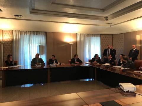 Foto 3 - Sicilia: il Presidente della Regione incontra i vertici di Anas