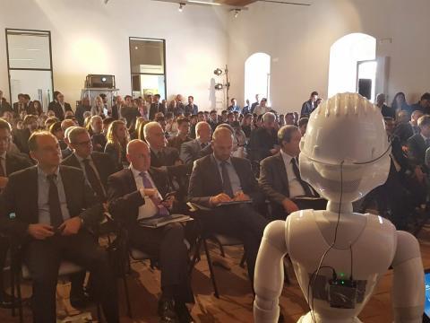 Pepper_Il futuro della mobilità sostenibile_Innovation Days