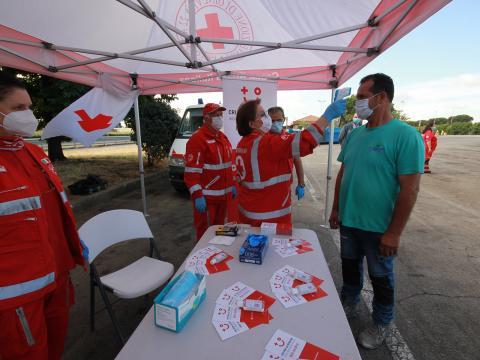 Foto 5: Save The Trucker, Anas e Croce Rossa Italiana insieme per la sicurezza dei viaggiatori