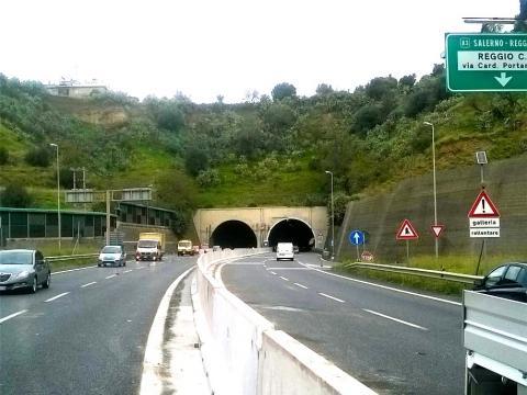 Raccordo Autostradale di Reggio Calabria