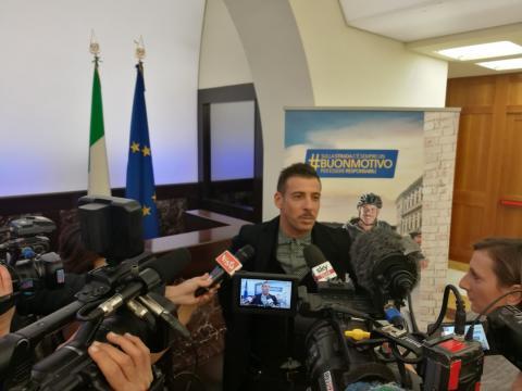 Campagna sicurezza stradale #buonmotivo 4-12-2017