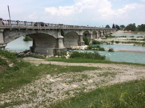 Ponte storico della Priula