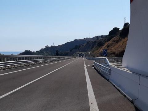 strada statale 106, variante di Palizzi Marina