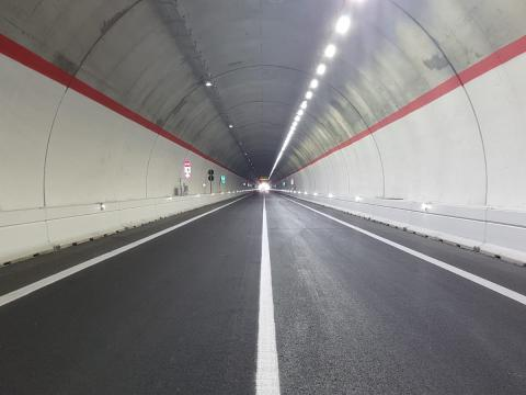 Foto della strada statale 106, variante di Palizzi Marina