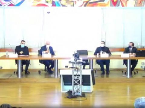 Foto 02 - PONTE DI ALBIANO MAGRA, INTESA DELLE REGIONI SUI PROGETTI DEL NUOVO PONTE E DELLE RAMPE ALLA A12