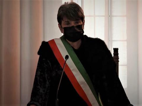 Sindaco Cividale del Friuli Daniela Bernardi - apertura al traffico variante di Cividale del Friuli