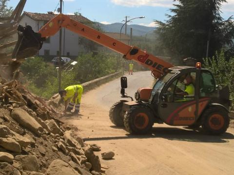 Foto Terremoto Centro Italia - 2