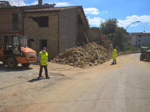 Foto Terremoto Centro Italia - 4