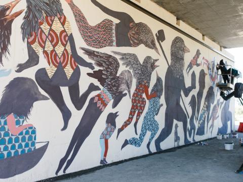 Murales E45
