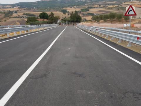 Foto 2 - Apertura Viadotto 'Santo Spirito'