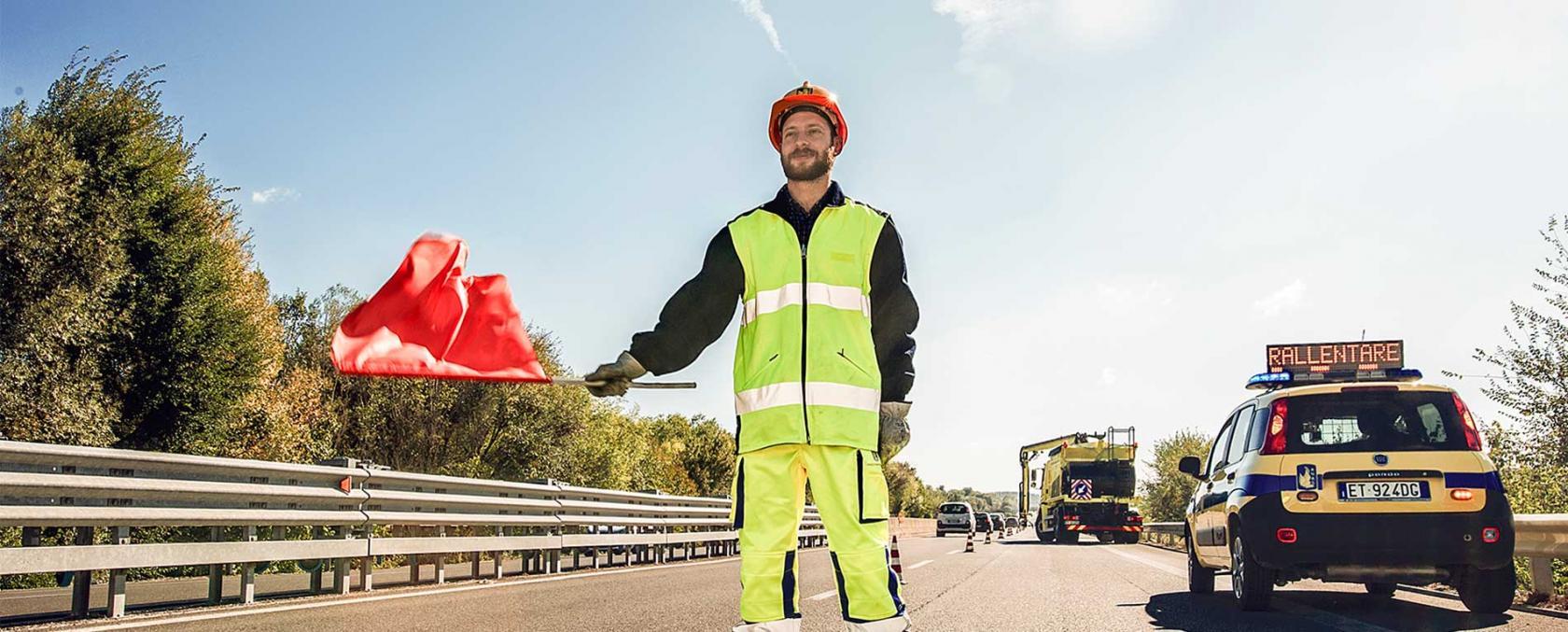 lavori in autostrada homepage Anas