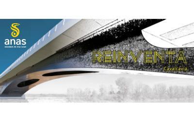 """Immagine della campagna """"Anas Reinventa Cavalcavia"""""""